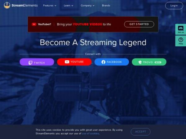 streamelements.com